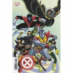 HOUSE OF X -1 (OF 6)...