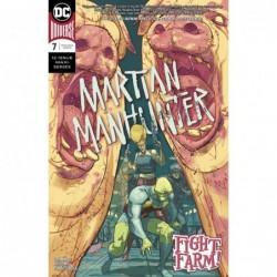 MARTIAN MANHUNTER -7 (OF 12)