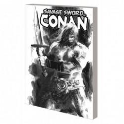 SAVAGE SWORD OF CONAN TP...