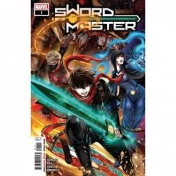 SWORD MASTER -1