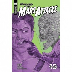 WARLORD OF MARS ATTACKS -2...