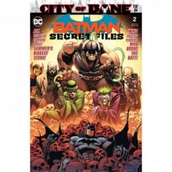 BATMAN SECRET FILES -2