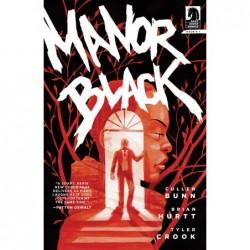 MANOR BLACK -1 (OF 4) CVR A...