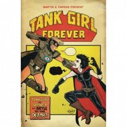 TANK GIRL -5 CVR A PARSON