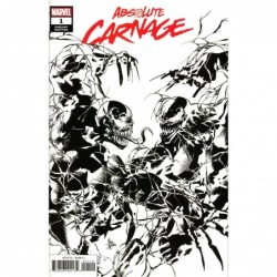 ABSOLUTE CARNAGE -1 (OF 5)...