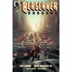 BERSERKER UNBOUND -1 (OF 4)...