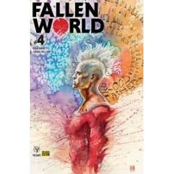 FALLEN WORLD -4 (OF 5) CVR...