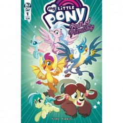 MY LITTLE PONY FEATS OF...