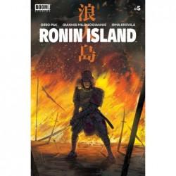 RONIN ISLAND -5 MAIN