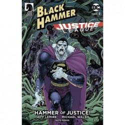 BLACK HAMMER JUSTICE LEAGUE...