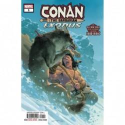 CONAN THE BARBARIAN EXODUS -1