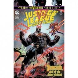 JUSTICE LEAGUE ODYSSEY -12...