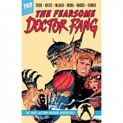THE FEARSOME DR FANG -...