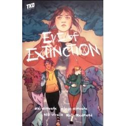 EVE OF EXTINCTION - PAPERBACK