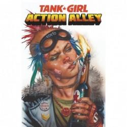 TANK GIRL TP VOL 01 ACTION...
