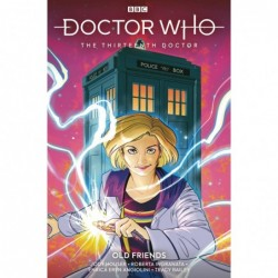 DOCTOR WHO 13TH TP VOL 03...