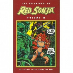 ADVENTURES OF RED SONJA TP...