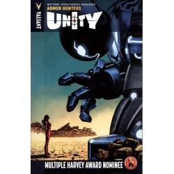 UNITY TP VOL 03 ARMOR HUNTERS