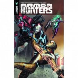 ARMOR HUNTERS TP VOL 01