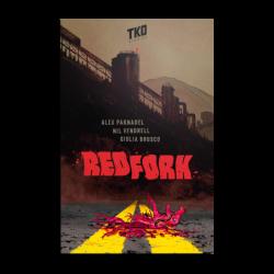 REDFORK - PAPERBACK