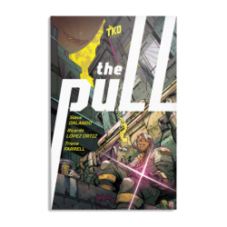 THE PULL - PAPERBACK