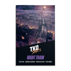 NIGHT TRAIN - TKO SHORTS