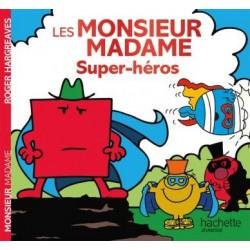 MONSIEUR MADAME - SUPER-HEROS
