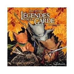 LEGENDES DE LA GARDE -...