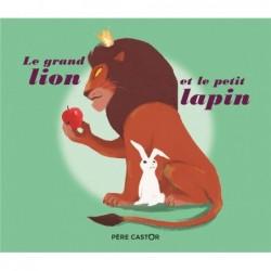LE GRAND LION ET LE PETIT...