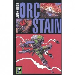 ORC STAIN - T01 - ORC STAIN