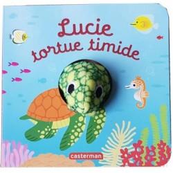 LUCIE, TORTUE TIMIDE - AUDIO