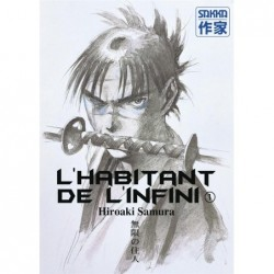 L'HABITANT DE L'INFINI -...