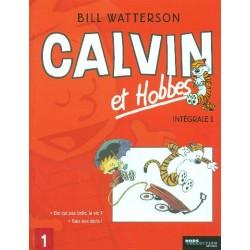 INTEGRALE CALVIN ET HOBBES...