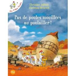 PAS DE POULES MOUILLEES AU...