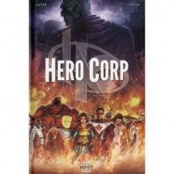 HERO CORP T01 - LES ORIGINES