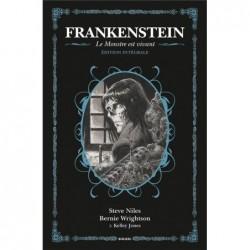 FRANKENSTEIN, LE MONSTRE...