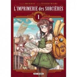 L'IMPRIMERIE DES SORCIERES T01