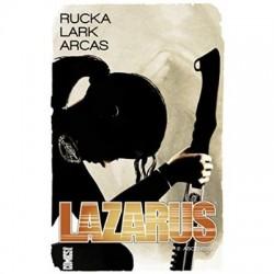 LAZARUS - TOME 02 - ASCENSION
