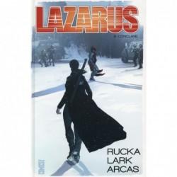 LAZARUS - TOME 03 - CONCLAVE