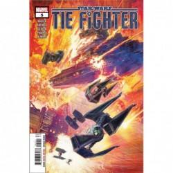 STAR WARS TIE FIGHTER -5...