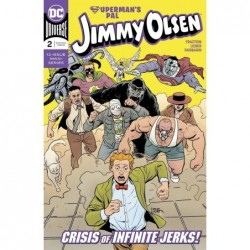SUPERMANS PAL JIMMY OLSEN...