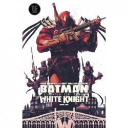 BATMAN CURSE OF THE WHITE...