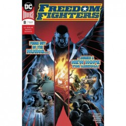 FREEDOM FIGHTERS -8 (OF 12)