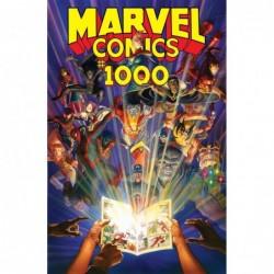 MARVEL COMICS -1000