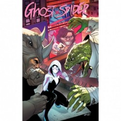 GHOST SPIDER ANNUAL -1