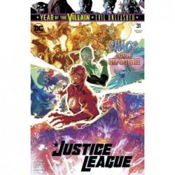 JUSTICE LEAGUE -31 YOTV