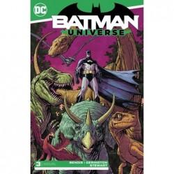 BATMAN UNIVERSE -3 (OF 6)
