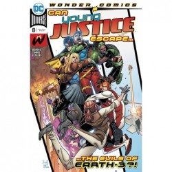 YOUNG JUSTICE -8