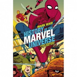 HISTORY OF MARVEL UNIVERSE...
