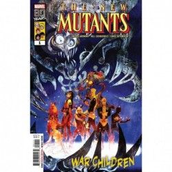NEW MUTANTS WAR CHILDREN -1